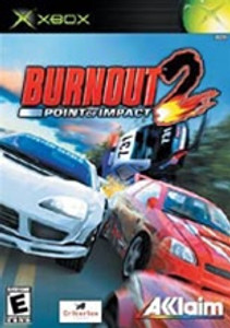 Burnout 2: Point of Impact - Xbox Game