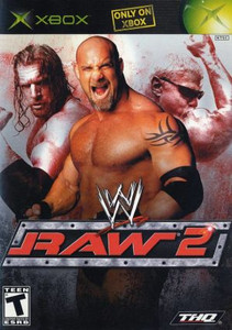 WWE RAW 2 - Xbox Game