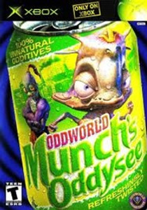 Oddworld:Munch's Oddysee - Xbox Game