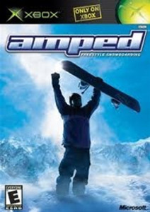 Amped: Snowboarding - Xbox Game