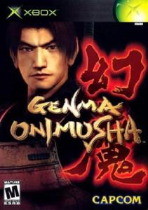 Genma Onimusha - Xbox Game