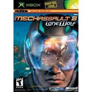 MechAssault 2: Lone Wolf - Xbox Game