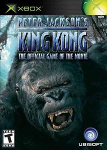 Peter Jackson's King Kong - Xbox Game