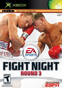 Fight Night Round 3 - Xbox Game