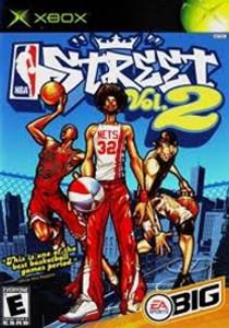 NBA STREET Vol. 2 - Xbox Game