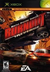 Burnout Revenge - Xbox Game