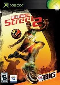 FIFA Street 2 - Xbox Game