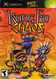 Kung Fu Chaos Xbox Game