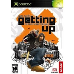 Marc Ecko's: Getting Up - Xbox Game