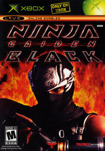 Ninja GAIDEN BLACK - Xbox Game