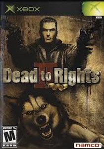 Dead To Rights II - Xbox Game