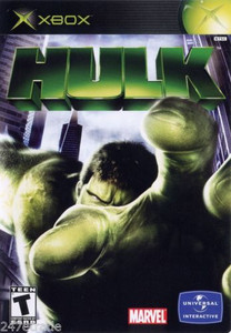 HULK - Xbox Game