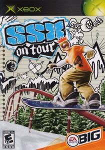 SSX On Tour - Xbox Game