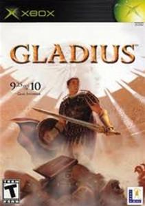 GLADIUS - Xbox Game