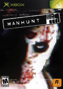 MANHUNT - Xbox Game
