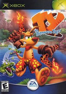 Ty The Tasmanian Tiger - Xbox Game