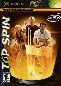 Top SPIN - Xbox Game