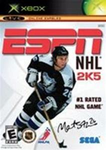 ESPN NHL 2K5 - Xbox Game