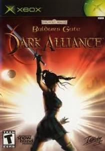 Baldur's Gate Dark Alliance - Xbox Game