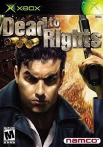 DEAD To RIGHTS - Xbox Game