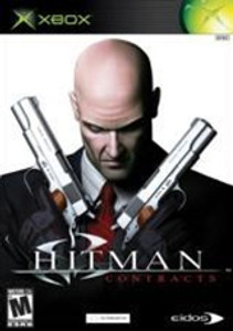 HITMAN CONTRACTS - Xbox Game
