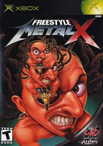 FREESTYLE METAL X - Xbox Game