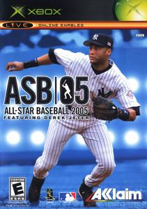 ALL STAR Baseball 2005 - Xbox Game