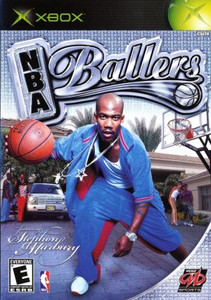 NBA BALLERS - Xbox Game