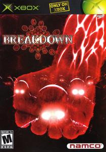 Breakdown - Xbox Game