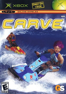 CARVE - Xbox Game