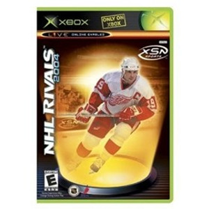 NHL RIVALS 2004 - Xbox Game