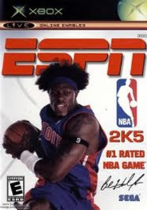 ESPN NBA 2K5 - Xbox Game