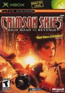 Crimson Skies: High Road To Revenge - Xbox Game