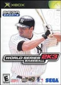 WORLD SERIES Baseball 2K3 - Xbox Game