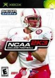 NCAA College Football 2K3 - Xbox Game