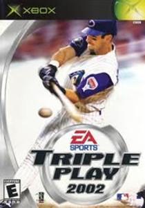 Triple Play 2002 - Xbox Game