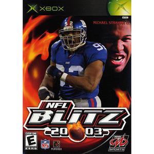 NFL Blitz 2003 - Xbox Game