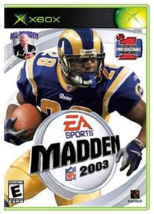 Madden 2003 - Xbox Game