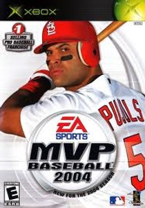 MVP Baseball 2004 - Xbox Game