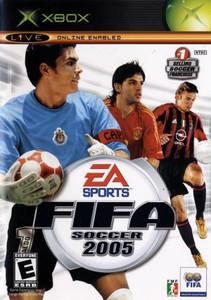 FIFA Soccer 2005 - Xbox Game
