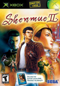 SHENMUE II - Xbox Game
