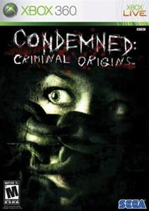 Condemned: Criminal Origins - Xbox Game