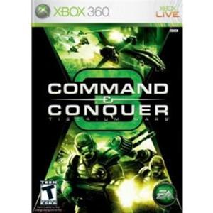 Command & Conquer 3: Tiberium Wars - Xbox Game