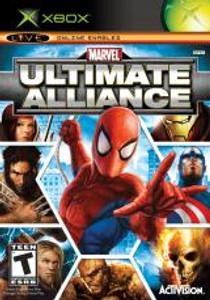 Marvel Ultimate Alliance - Xbox Game