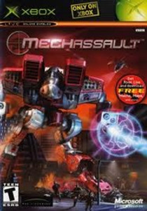 MechAssault - Xbox Game