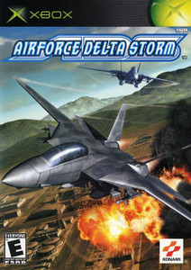 AirForce Delta Storm - Xbox Game
