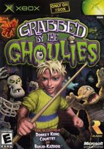Grabbed by The Ghoulies - Xbox Game