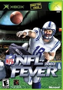 NFL Fever 2002 - Xbox Game