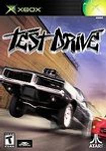 TEST DRIVE - Xbox Game