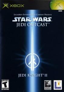Star Wars: Jedi Outcast Jedi Knight II - Xbox Game